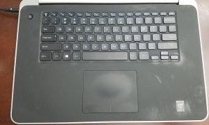 デルXPSのキーボード