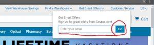 Eメール登録