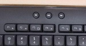 マルチメディアボタンはまだ使っていない