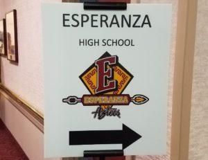エスペランザ高校