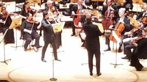 チャイコフスキーのヴァイオリン協奏曲