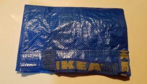IKEAのエコバッグ
