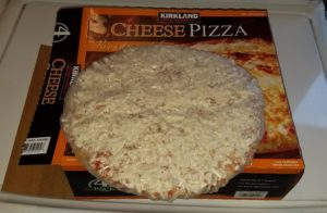 カークランドチーズピザ