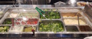 サラダの具