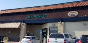 マイ・マーケット(My Market)!?