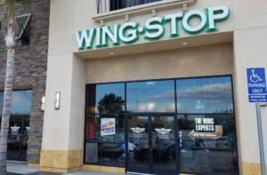 ウィングストップ(Wingstop)