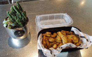 アボカドフライ Avocade Fries