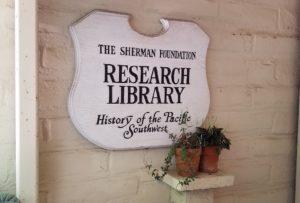 シャーマン図書館