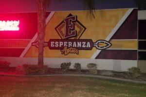 Esperanza High School エスペランザ高校